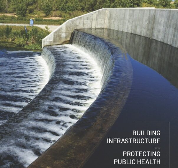 2020 Annual Report: Building Infrastructure & Protecting Public Health
